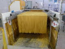 طرح توجیهی تولید ماكارونی با ظرفیت 2750 تن در سال