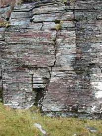 پاورپوینت زمین شناسی مهندسی هوا زدگی سنگ ها، تشکیل خاک بر جا در 66 اسلاید